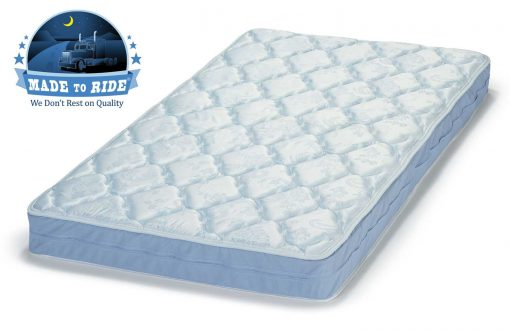 Made to Ride semi truck mattress