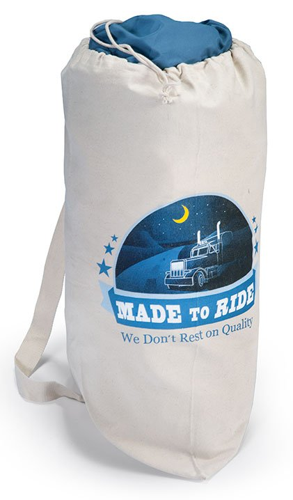 Made to Ride laundry bag